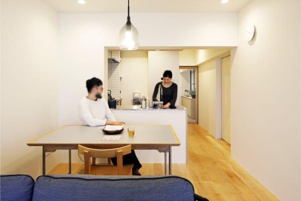 のくらし 明るいアトリエと開放的な居室空間12