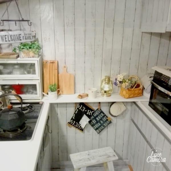 キッチン DIY13
