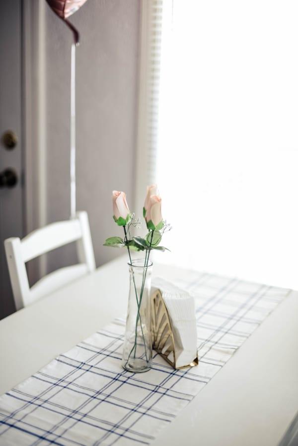 ピンクの生花を美しくあしらう10のアイデア9
