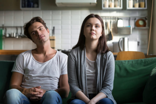 半同棲中、生活費を入れない彼。   恋愛 ...