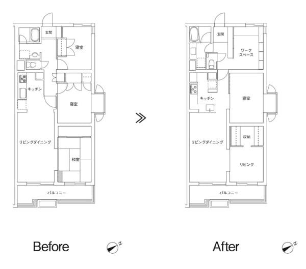 のくらし 明るいアトリエと開放的な居室空間19