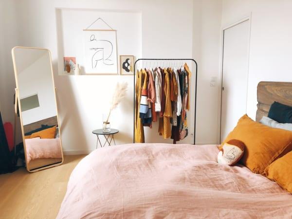 ベッドルーム 収納4