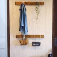 【連載】玄関の壁に取付簡単♪『ナゲシレール』で掛けるだけの収納スペースを作ろう!