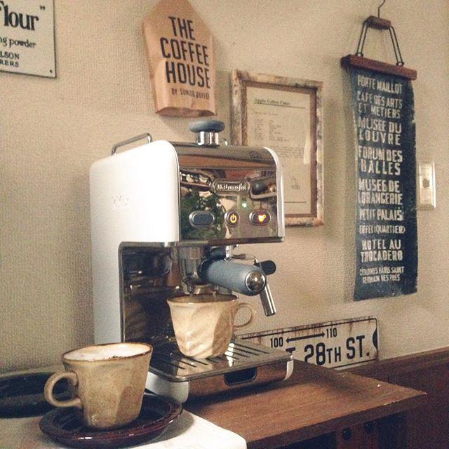 おうちのコーヒーコーナー14