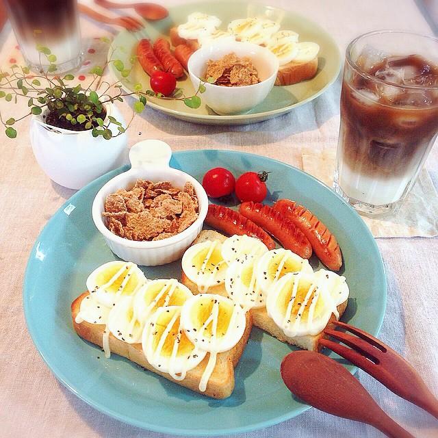 ワンプレート ご飯 モーニング11