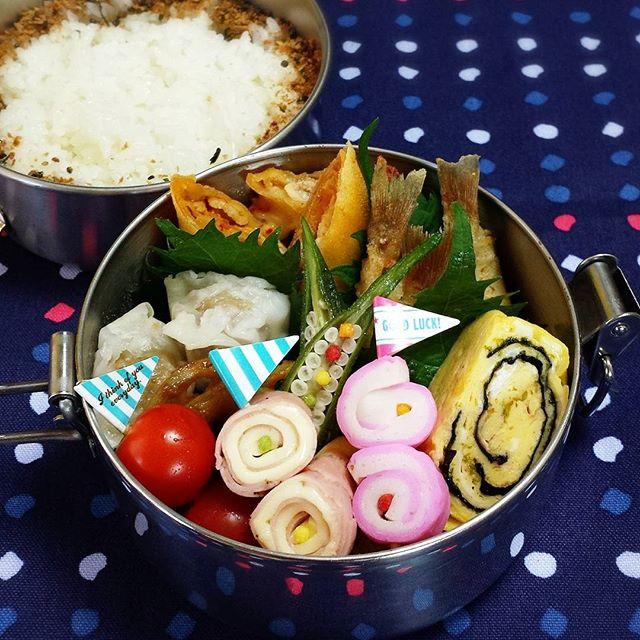 食べやすくおしゃれなピック使いレシピ②ハム