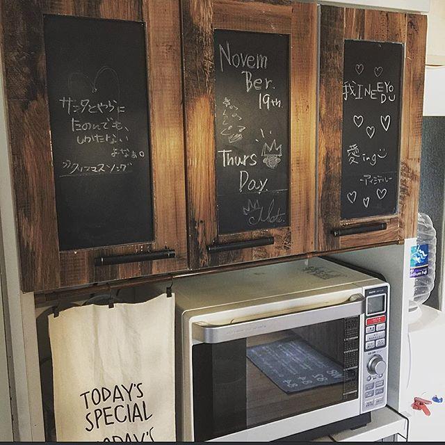 カフェ風キッチンを賃貸で作る10