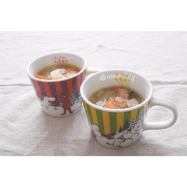 夏 洋風スープ9