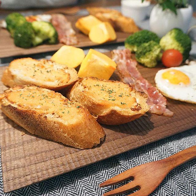 朝食におすすめのパンのアレンジレシピ11