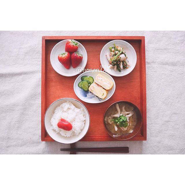 ワンプレート ご飯 モーニング3