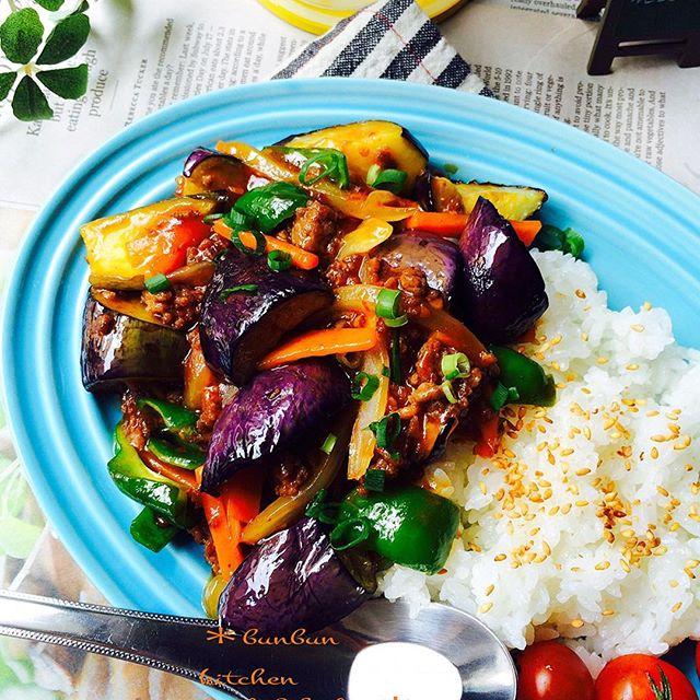 夏に食べたいなすの中華風レシピ6