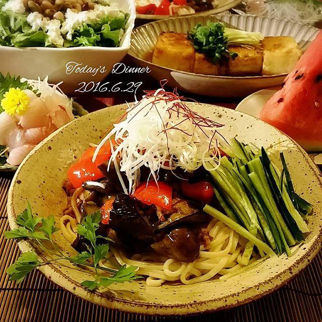 夏に食べたいなすの中華風レシピ8