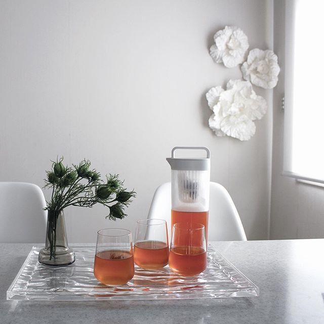 シンプル冷水筒