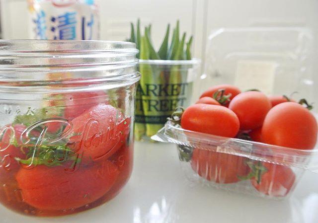 マクロビオティック トマト