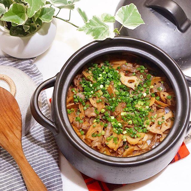 土鍋 レシピ 炊き込みご飯6