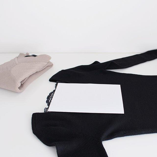 ショップ風に洋服を置くアイデア&畳み方2