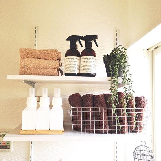 壁に立て掛けるタイプの棚