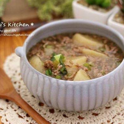 朝食のパンと相性の良いスープ9