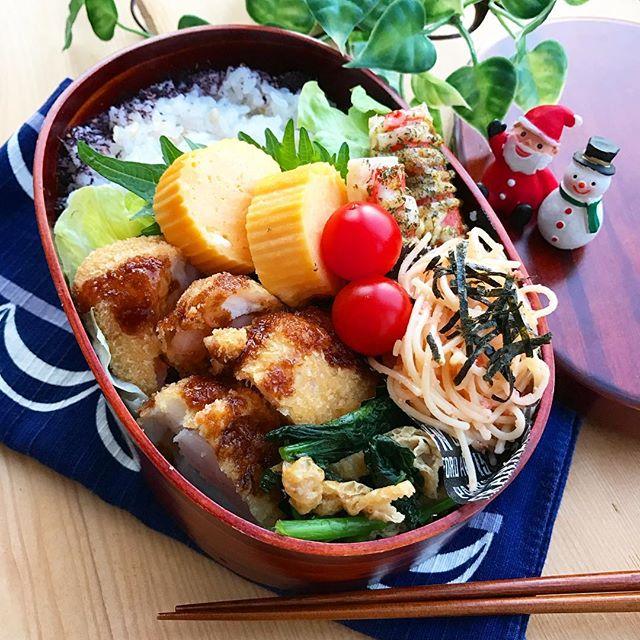 えびの人気レシピ【お弁当・作り置き】3