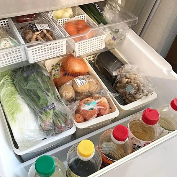 冷蔵庫もしっかり整理整頓2
