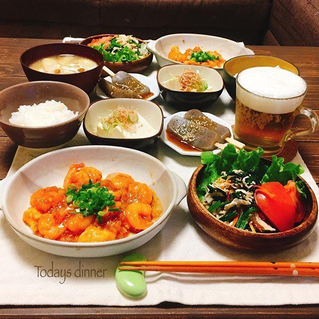 えびの人気レシピ【メイン】11