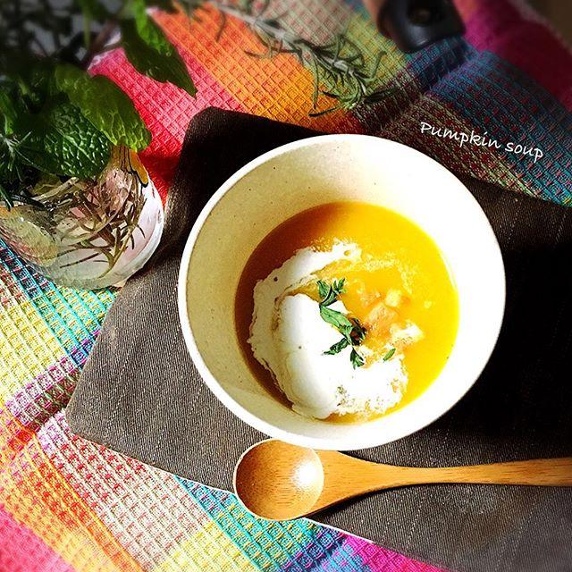 夏 洋風スープ18