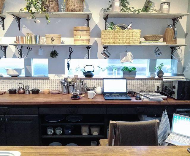 ワークスペース キッチン