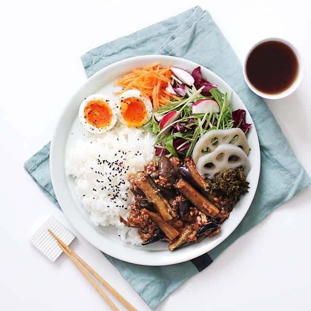 夏に食べたいなすの中華風レシピ3