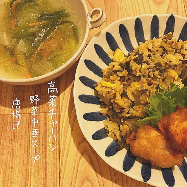 夏 中華風スープ6
