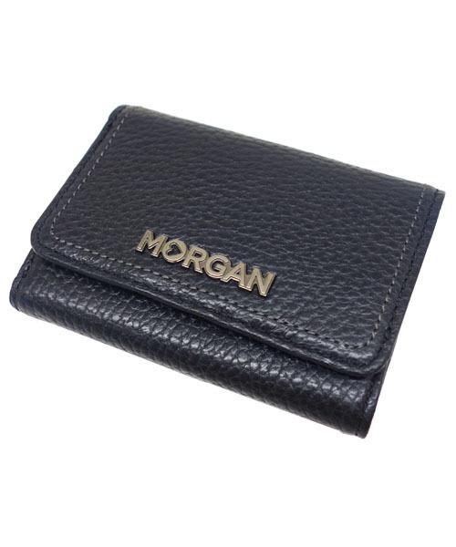 [LOWARD] モルガン【MORGAN】三つ折りウォレット
