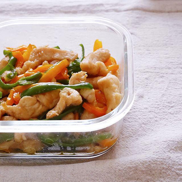 作り置きにおすすめの野菜の炒め物8