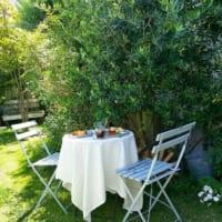 みんなのうちカフェを拝見!参考にしたいお庭・ベランダのおしゃれなスタイル実例集