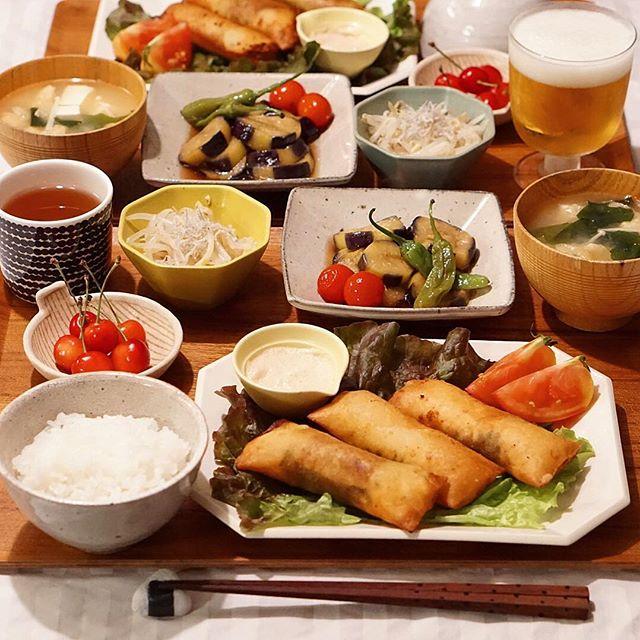 夏に食べたいなすの和風レシピ8