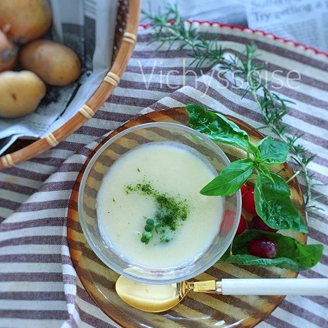 夏 冷製スープ7