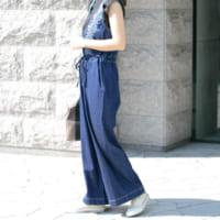 スニーカーの夏コーデ特集♡大人女子はきれいめファッションに取り入れて♪