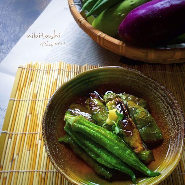 夏に食べたいなすの和風レシピ6