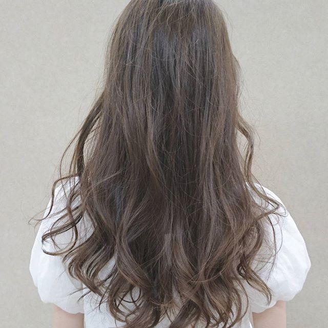 ベージュ 髪色 種類3
