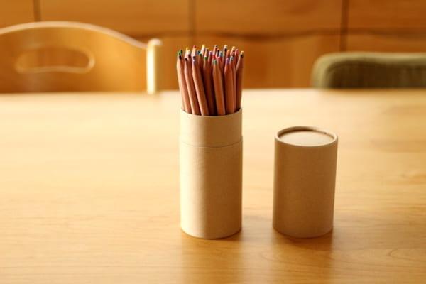 色鉛筆 36色 紙管ケース入り 無印良品