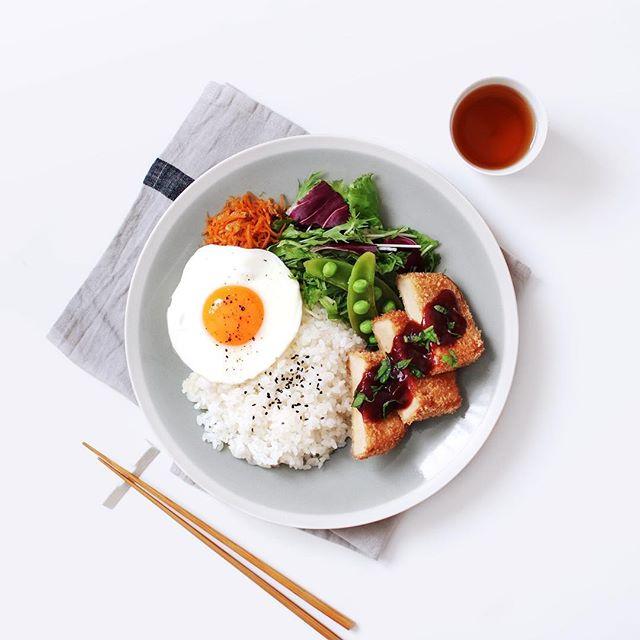 高野豆腐のフライ