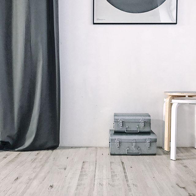 古材の床2