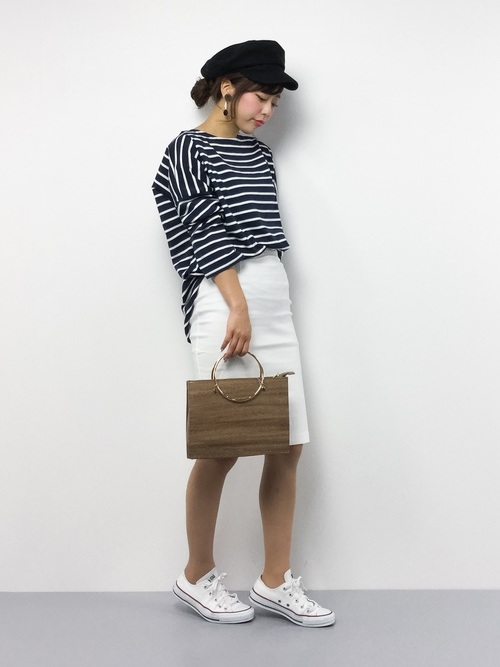 [Ranan] ウルトラストレッチスカート2