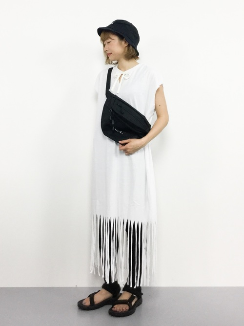 [MEMENTISM] UR-97W 刺繍バケットハット