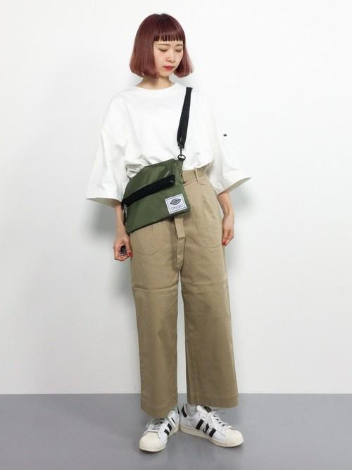 [merlot] 【Dickies/ディッキーズ】merlot別注サコッシュ000-1698/069-8001