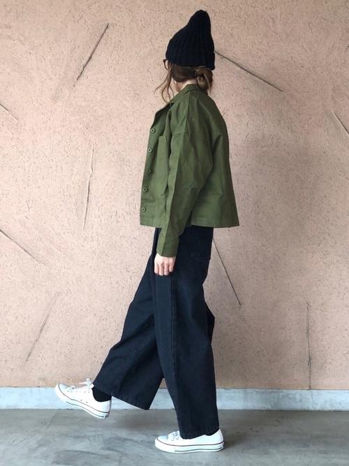 GU ニット帽