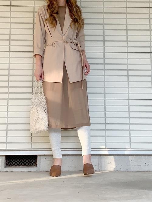 気温30度の服装:プチプラスタイル9