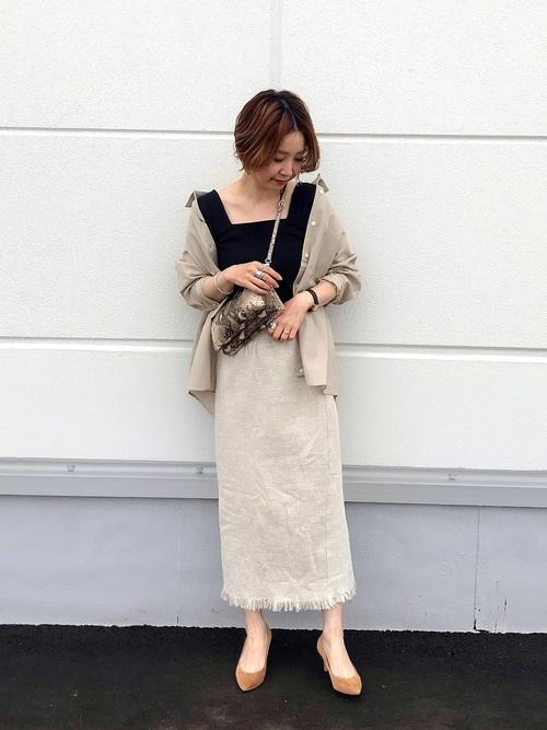 [DouDou] メキシカンタイトスカート