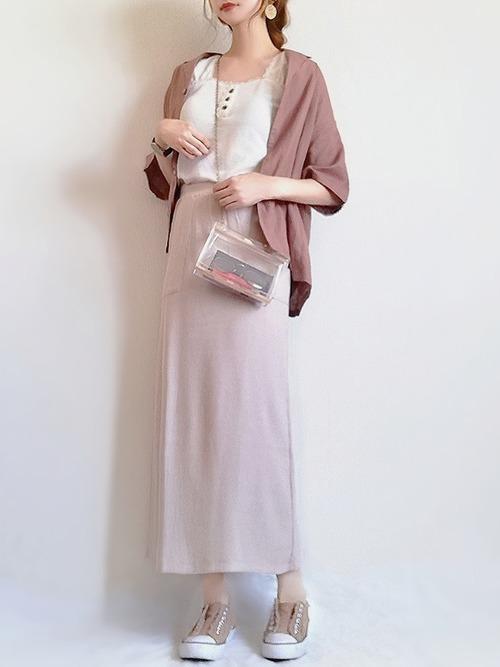気温30度の服装:プチプラスタイル5