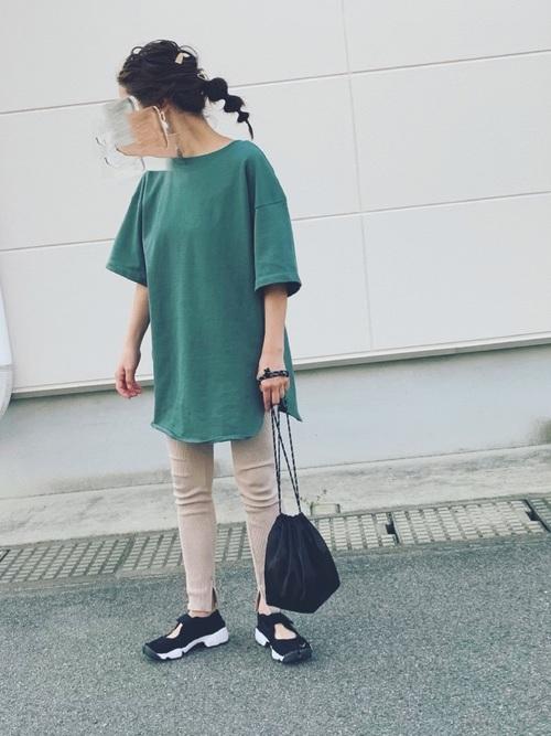 GU 夏コーデ2