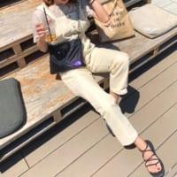 黒サンダルコーデ特集!30代40代女性におすすめの上品&カジュアルスタイル
