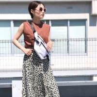 Sサイズさんの初夏コーデ特集★スタイルアップ&トレンドライクな着こなし20選
